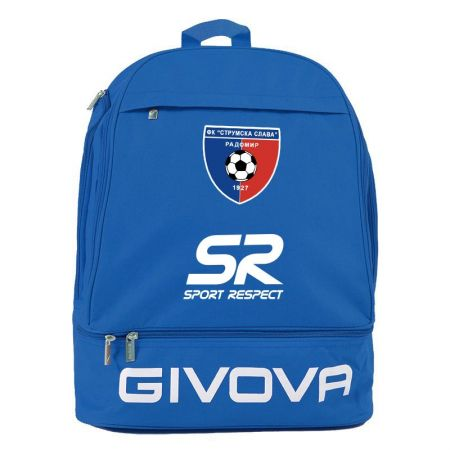 Раница STRUMSKA SLAVA Givova Zaino Sport 02 515480 B029-SS