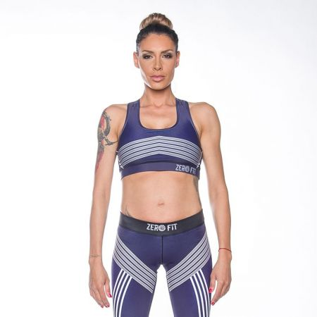 Дамско Бюстие ZERO FIT Sports Bra Inks Features 510957
