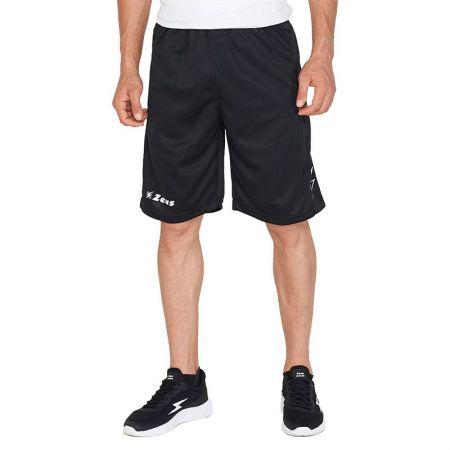 Мъжки Къси Панталони ZEUS Bermuda Enea Nero 506343 BERMUDA ENEA
