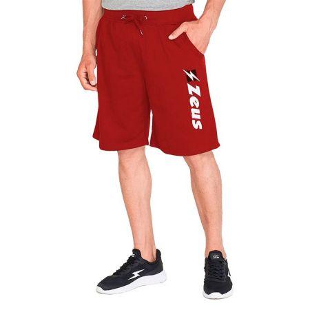 Мъжки Къси Панталони ZEUS Bermuda Geos Rosso 506787 Bermuda Geos