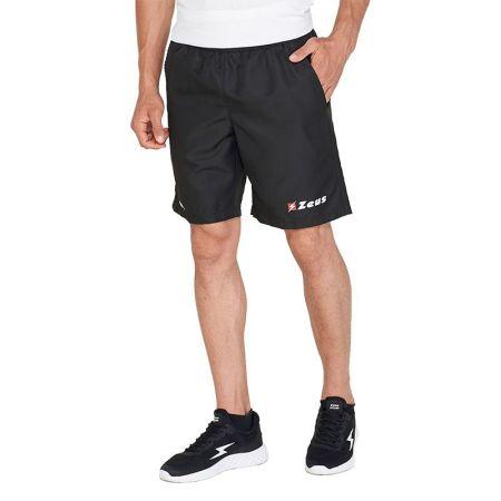 Мъжки Къси Панталони ZEUS Bermuda Itaca Nero/Rosso 506795 Bermuda Itaca