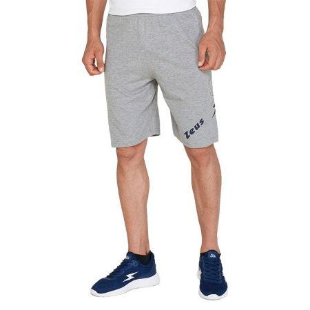 Мъжки Къси Панталони ZEUS Bermuda Plinio Grigio 510410 Bermuda Plinio