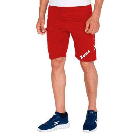 Мъжки Къси Панталони ZEUS Bermuda Plinio Rosso 510412 Bermuda Plinio