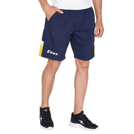 Мъжки Къси Панталони ZEUS Bermuda Vesuvio Blu/Giallo 512871 Bermuda Vesuvio