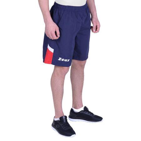 Мъжки Къси Панталони ZEUS Bermuda Vesuvio Blu/Rosso