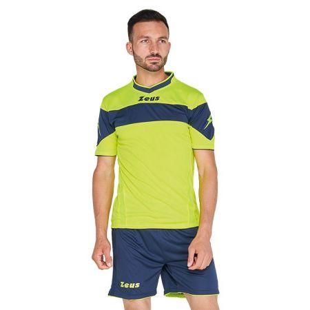 Футболен Екип ZEUS Kit Apollo Giallo Fluo/Blu 505576 Kit Apollo