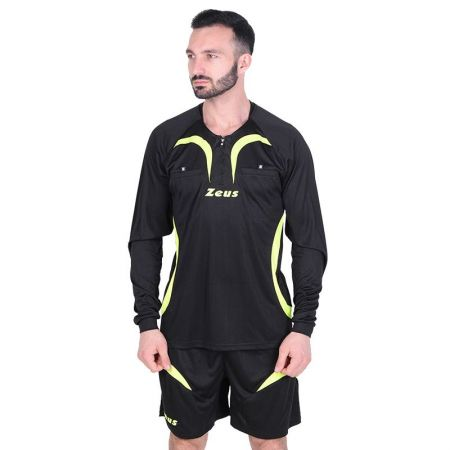 Съдийски Екип ZEUS Kit Arbitro Pro Nero 505920 Kit Arbitro Pro-O