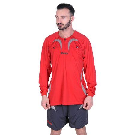 Съдийски Екип ZEUS Kit Arbitro Pro Rosso 505923 Kit Arbitro Pro-O