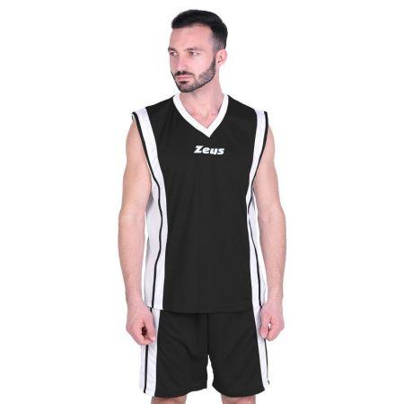 Баскетболен Екип ZEUS Kit Bozo Nero/Bianco 506168 Kit Bozo
