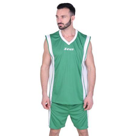 Баскетболен Екип ZEUS Kit Bozo Verde/Bianco 506172 Kit Bozo