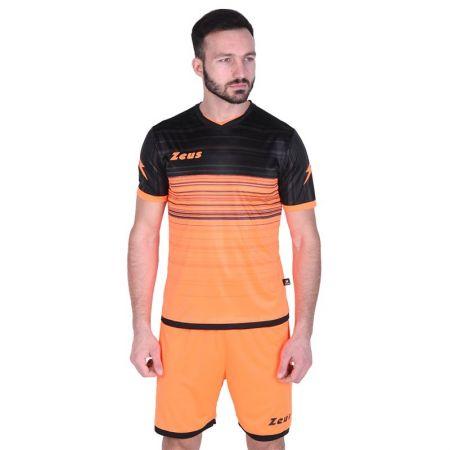 Футболен Екип ZEUS Kit Elios Arancio fluo/Nero 511589 Kit Elios
