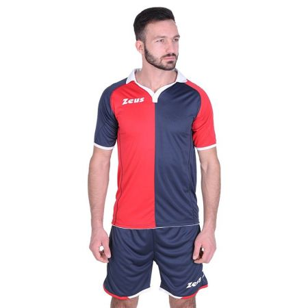 Футболен Екип ZEUS Kit Gryfon Blu/Rosso 511292 KIT GRYFON