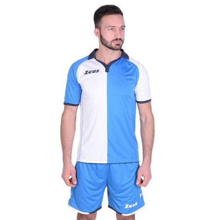 Футболен Екип ZEUS Kit Gryfon Royal/Bianco 511291 KIT GRYFON