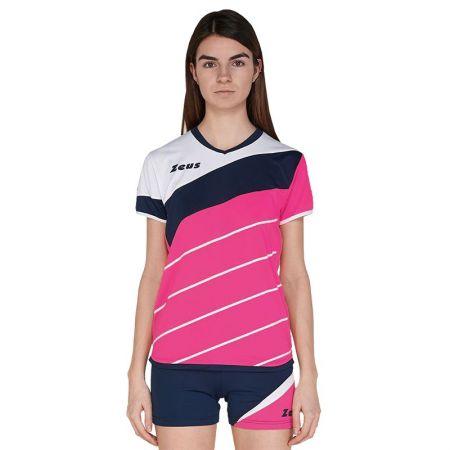 Дамски Волейболен Екип ZEUS Kit Lybra Donna Fucsia/Blu 506052 Kit Lybra Donna