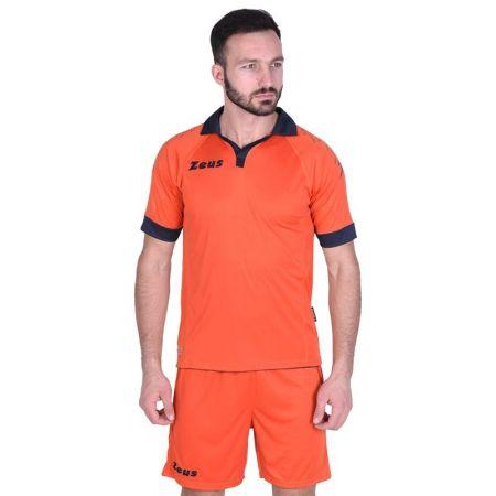 Футболен Екип ZEUS Kit Scorpion Arancio/Blu 505601 KIT SCORPION