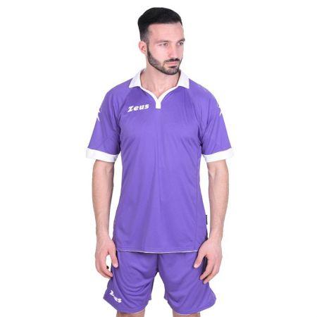 Футболен Екип ZEUS Kit Scorpion Viola/Bianco 505606 KIT SCORPION