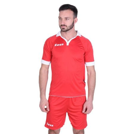 Футболен Екип ZEUS Kit Scorpion Rosso/Bianco