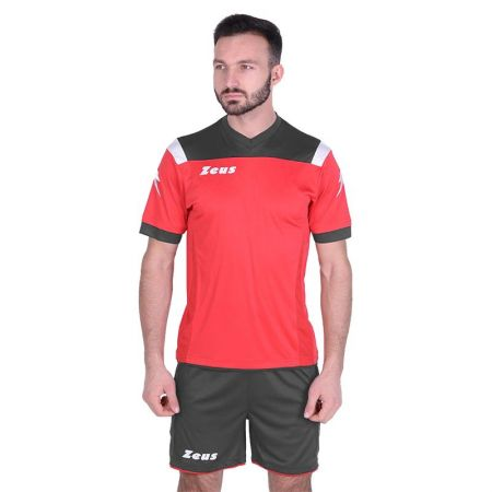 Спортен Екип ZEUS Kit Vesuvio Rosso/Dark Grey 512932 Kit Vesuvio