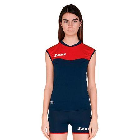 Волейболен Екип ZEUS Kit Volley Sara Slim Fit Blu/Rosso 509703 Kit Volley Sara