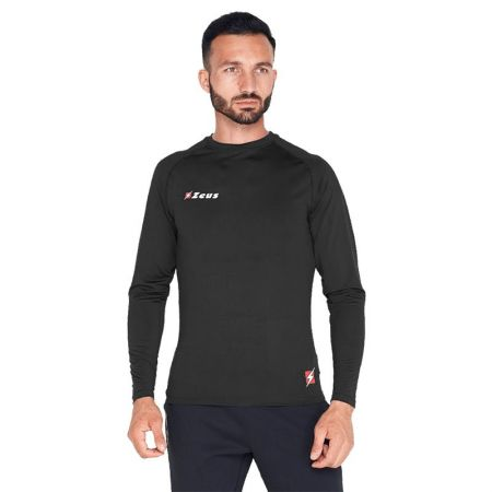 Мъжка Спортна Термо Блуза ZEUS Maglia Fisiko M/L Nero 506415 Maglia Fisiko M/L