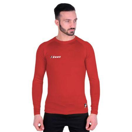 Мъжка Спортна Термо Блуза ZEUS Maglia Fisiko M/L Rosso 506417 Maglia Fisiko M/L