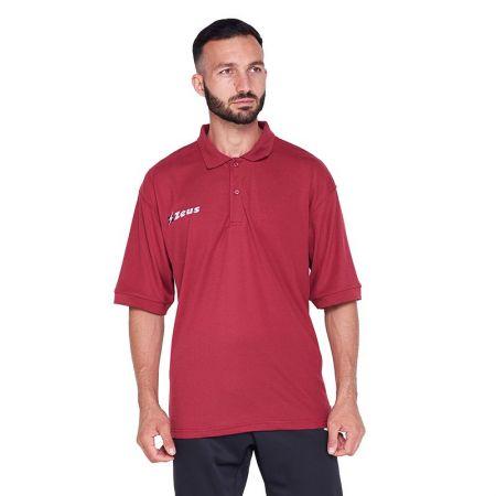 Мъжка Тениска ZEUS Polo Basic Granata 506662 Polo Basic