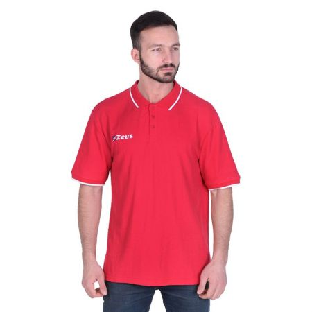 Мъжка Тениска ZEUS Polo Golf Rosso 506697 Polo Golf