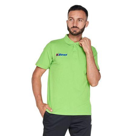 Мъжка Тениска ZEUS Polo Promo Man Verde Fluo 511357 POLO PROMO MAN