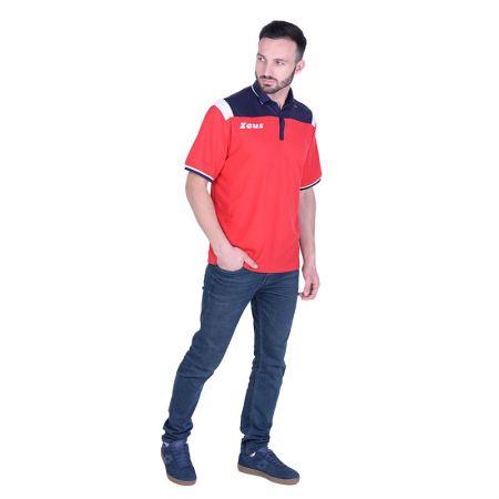 Мъжка Тениска ZEUS Polo Vesuvio 512890 Polo Vesuvio изображение 3