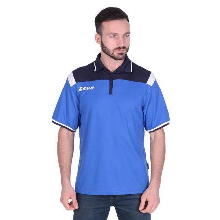 Мъжка Тениска ZEUS Polo Vesuvio Blu/Royal 512891 Polo Vesuvio