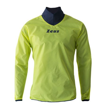 Мъжкa Ветровка ZEUS K-Way Neck Giallo Fluo 511028 K-Way Neck