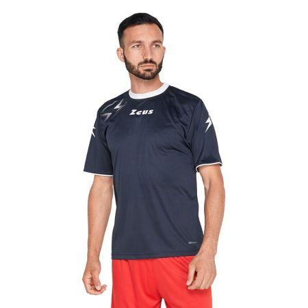 Мъжка Тениска ZEUS Shirt Mida Blu/Bianco 515588 Shirt Mida