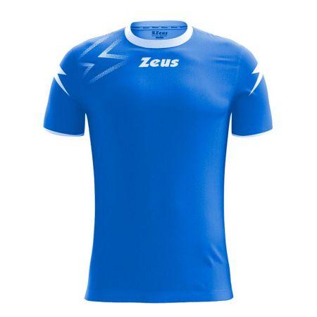 Детска Тениска ZEUS Shirt Mida Royal/Bianco 515604 Shirt Mida