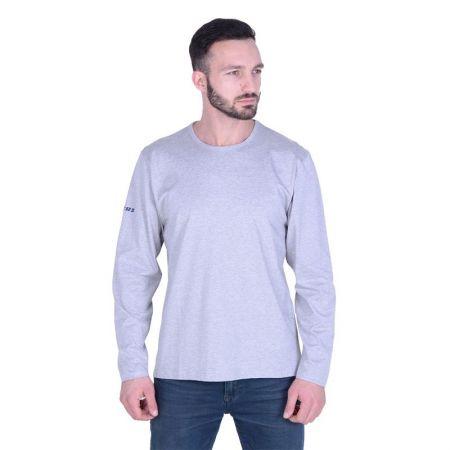 Мъжка Блуза ZEUS T-Shirt Basic ML Grigio 506758 T-Shirt Basic ML