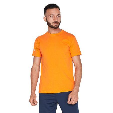 Мъжка Тениска ZEUS T-Shirt Basic Arancio 506727 T-Shirt Basic