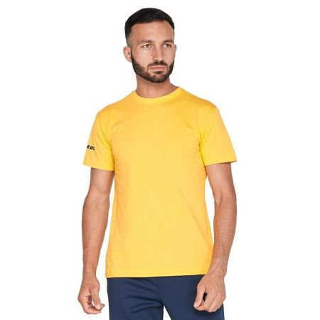 Мъжка Тениска ZEUS T-Shirt Basic Giallo 506731 T-Shirt Basic