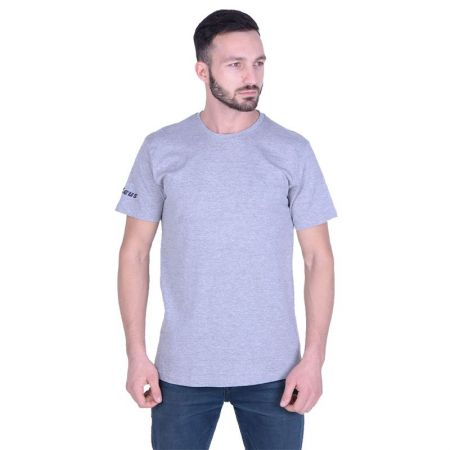 Мъжка Тениска ZEUS T-Shirt Basic Grigio 506734 T-Shirt Basic