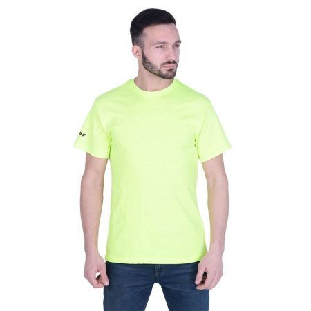 Мъжка Тениска ZEUS T-Shirt Basic Giallo Fluo 506732 T-Shirt Basic