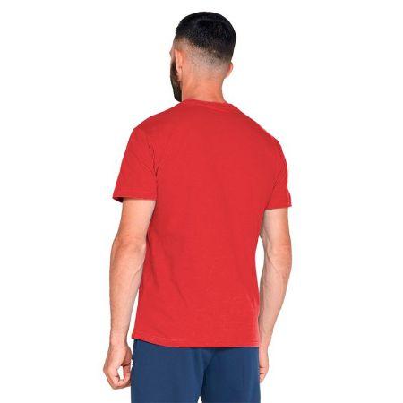 Мъжка Тениска ZEUS T-Shirt Basic Rosso 506737 T-Shirt Basic изображение 3