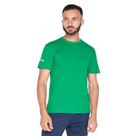 Мъжка Тениска ZEUS T-Shirt Basic Verde 506738 T-Shirt Basic
