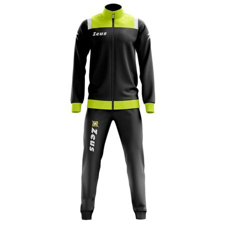 Детски Анцуг ZEUS Tuta Vesuvio Winter Nero/Giallo Fluo 516205 Tuta Vesuvio Winter