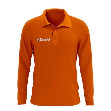 Детска Блуза ZEUS Polo Basic ML Arancio 506687 Polo Basic ML