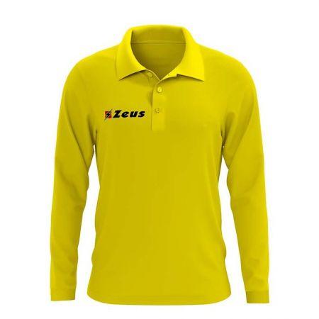 Детска Блуза ZEUS Polo Basic ML Giallo 506689 Polo Basic ML
