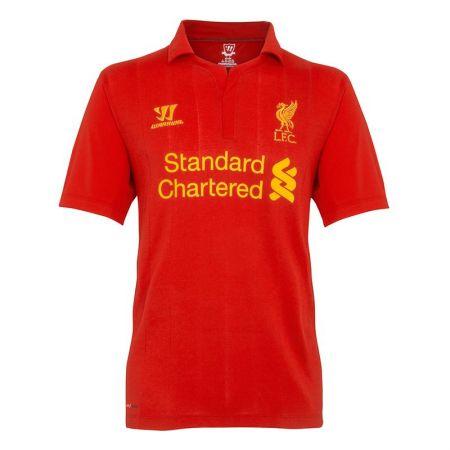 Официална Фланелка Ливърпул LIVERPOOL Warrior Home Shirt 12-13