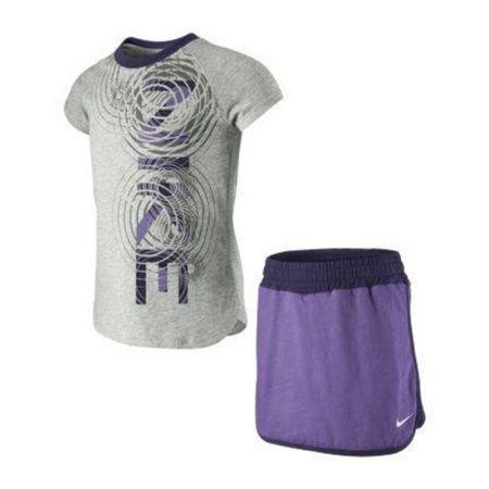 Детски Спортен Екип NIKE Action Knit Set 2 300036 412817-050-Ивко