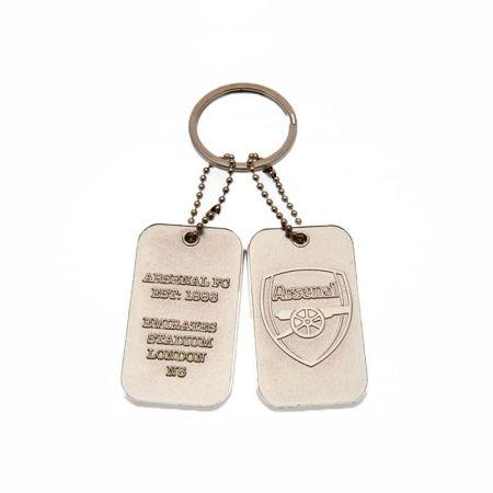 Ключодържател ARSENAL Tag Keyring 505390