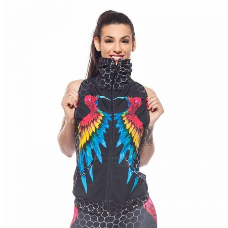 Дамски Елек EX FIT Training Vest Colorful Wings 509647