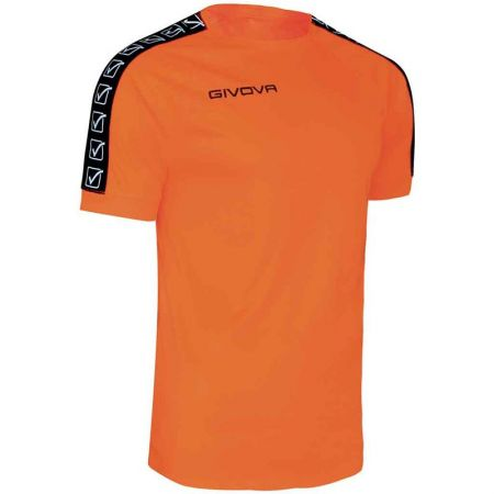 Мъжка Тениска GIVOVA T-Shirt Poly Band 0001 514583 BA02