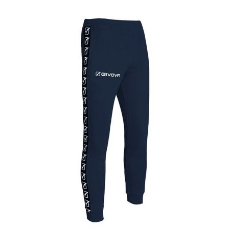 Детски Панталони GIVOVA Pantalone Felpa Band 0004 515380 BA08