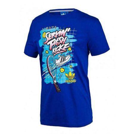 Мъжка Тениска ADIDAS Video Game Tee 100813 Z36495